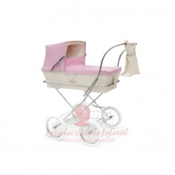 París rosa y beige 78 cm