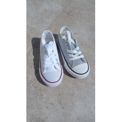 Zapatillas puntera